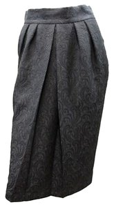 Newport News Pencil Skirt BLACK