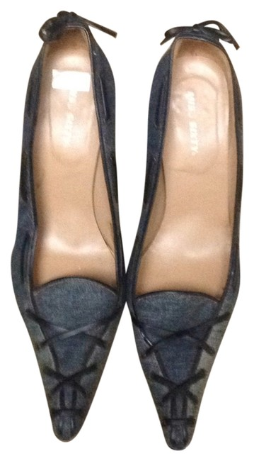 Item - Denim Caipirissma Pumps Size US 9 Regular (M, B)