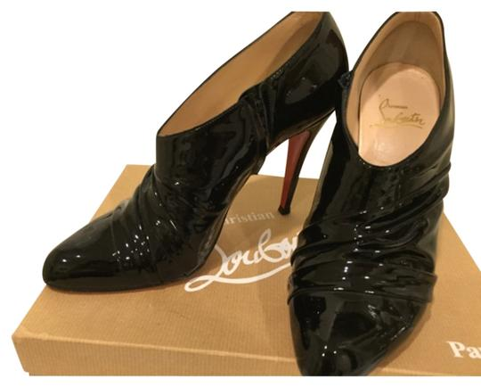 Preload https://item3.tradesy.com/images/christian-louboutin-black-patent-leather-booties-pumps-size-us-10-regular-m-b-10584712-0-1.jpg?width=440&height=440