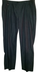 Cato Straight Pants Blue