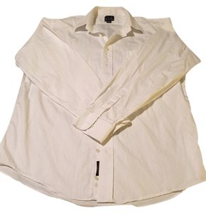Jos. A. Bank Button Down Shirt White