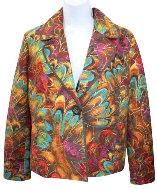 Preload https://img-static.tradesy.com/item/10585513/chico-s-printed-one-button-single-breasted-cotton-jacket-1-blazer-size-6-s-0-1-650-650.jpg