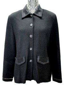 PHILIPPE MARQUEZ Cocktail Jacket BLACK Blazer