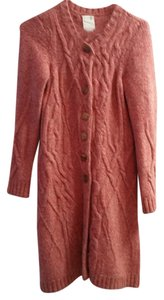 Anthropologie Cable Knit Coat Sweater Coat Cardigan