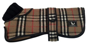 Burberry Burberry London Classic Check Wool Dog Coat - Small/14
