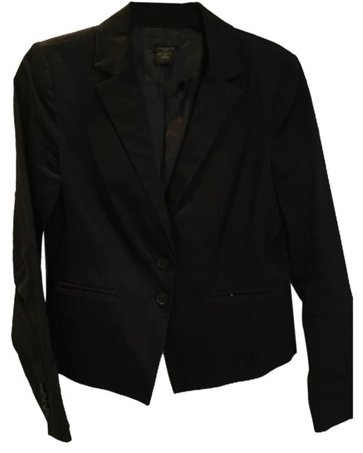 Preload https://item3.tradesy.com/images/ann-taylor-blac-blazer-size-6-s-10587997-0-1.jpg?width=400&height=650