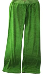 Juicy Couture Relaxed Pants Green Apple