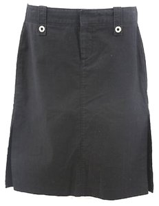 A|X Armani Exchange Jeans Skirt BLACK