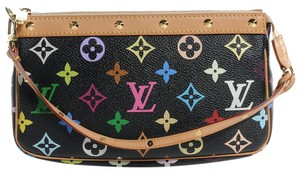 Louis Vuitton Leather Baguette