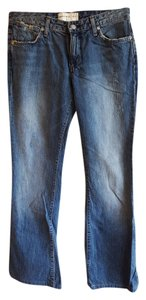 Paper Denim & Cloth Cotton On Trend Boot Cut Jeans-Distressed