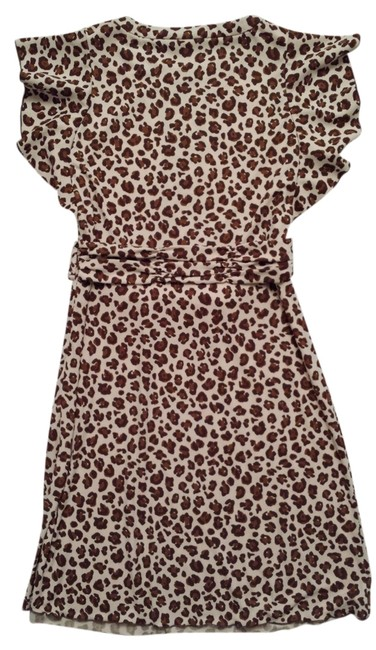 Preload https://item1.tradesy.com/images/tory-burch-leopard-gladys-vintage-look-knee-length-short-casual-dress-size-10-m-10589560-0-1.jpg?width=400&height=650