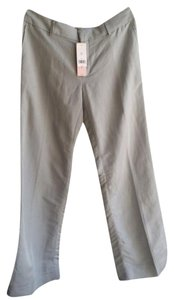 Banana Republic Linen New With Tags Grey Six 6 In Season Wide Leg Pants Light grey