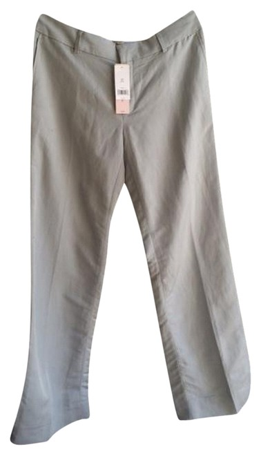 Item - Light Grey Linen New with Tags Six In Season Pants Size Petite 6 (S)