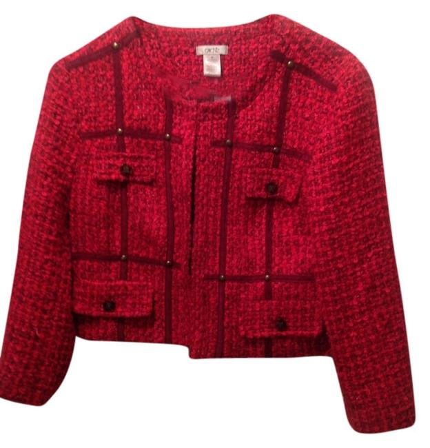 Preload https://item2.tradesy.com/images/cache-red-blazer-size-8-m-10590001-0-1.jpg?width=400&height=650