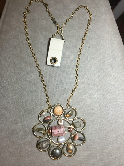 Anthropologie Musetta Pendant Necklace