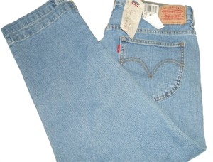 Levi's Capri/Cropped Denim
