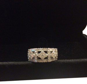 Other 18k White Gold And Diamond Ring
