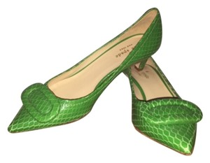 Kate Spade Kelly green Pumps
