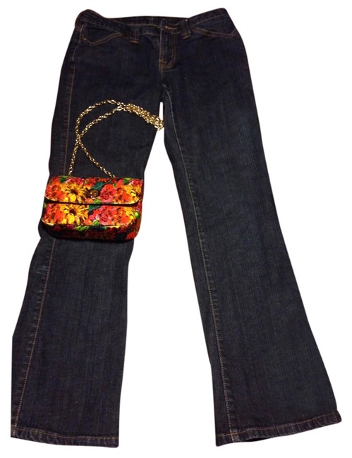 Preload https://item1.tradesy.com/images/blue-dark-rinse-nice-womens-ladies-relaxed-fit-jeans-size-29-6-m-10592395-0-1.jpg?width=400&height=650