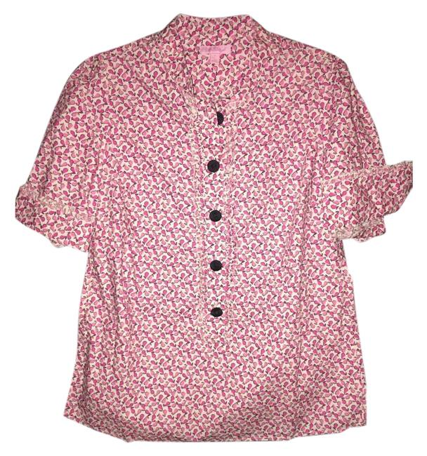 Preload https://item1.tradesy.com/images/lilly-pulitzer-button-down-top-size-6-s-10592800-0-3.jpg?width=400&height=650