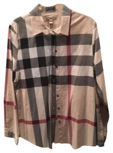 Burberry Button Down Shirt Button Down Shirt