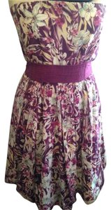 Gracia short dress Floral on Tradesy