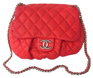 Chanel Chain Chainaround Around Crossbody Around Large Crossbody Chain Around Large Shoulder Bag