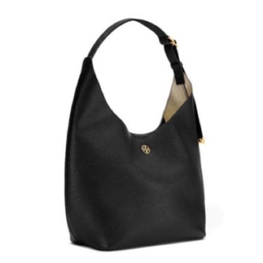Preload https://item3.tradesy.com/images/tory-burch-perry-black-leather-hobo-bag-10594402-0-3.jpg?width=440&height=440