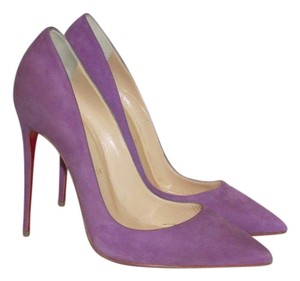 Christian Louboutin Purple Lavender Pumps