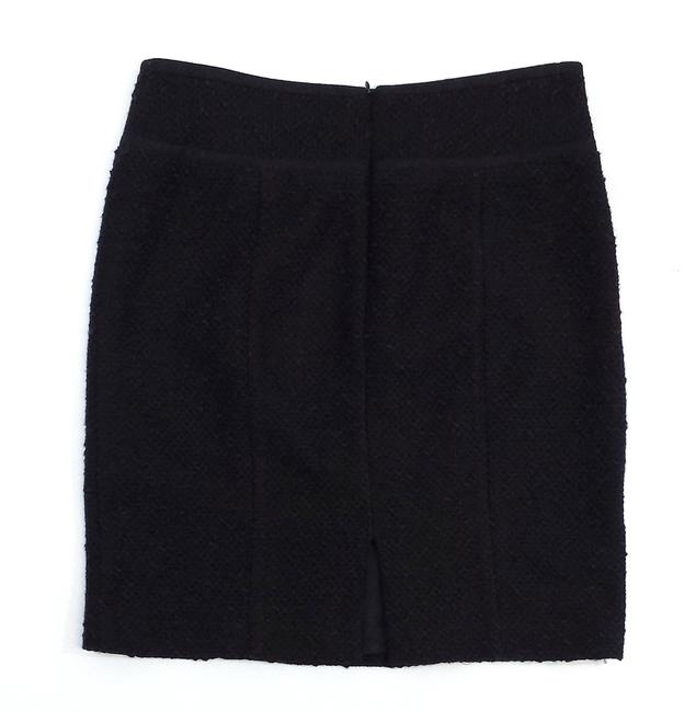 Nannette Lepore Brown Textured Skirt