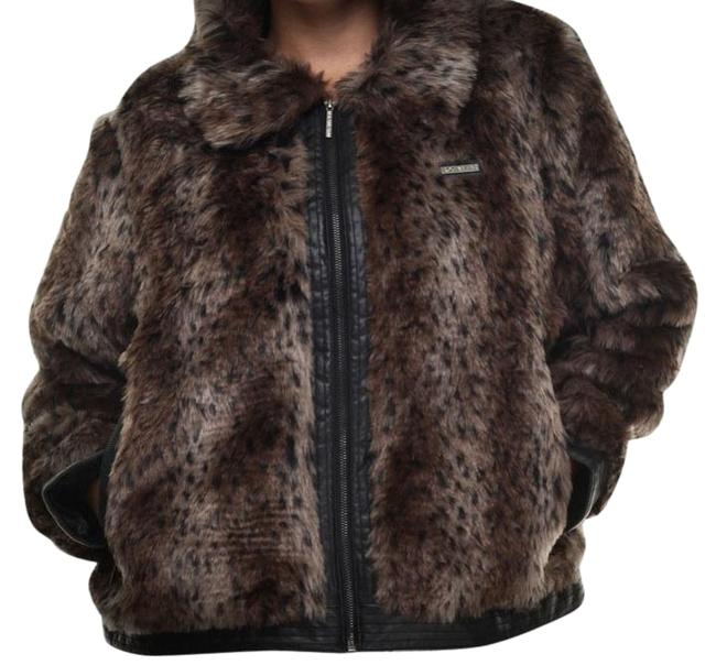 Preload https://img-static.tradesy.com/item/10595752/rocawear-leopard-faux-fur-coat-size-26-plus-3x-0-2-650-650.jpg