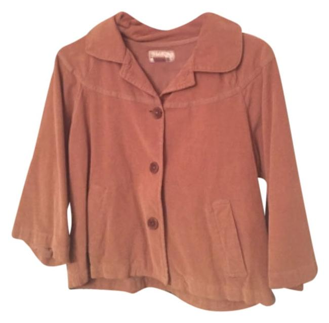 Preload https://item2.tradesy.com/images/tan-spring-jacket-size-2-xs-10595986-0-1.jpg?width=400&height=650