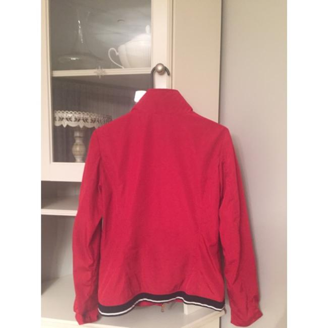 Paul & Shark Red Jacket
