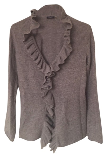 Preload https://item4.tradesy.com/images/magaschoni-grey-sweater-10596088-0-1.jpg?width=400&height=650
