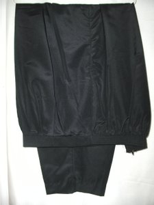 Ego Ego Woman's Party Pants, Sz 44/30, Black