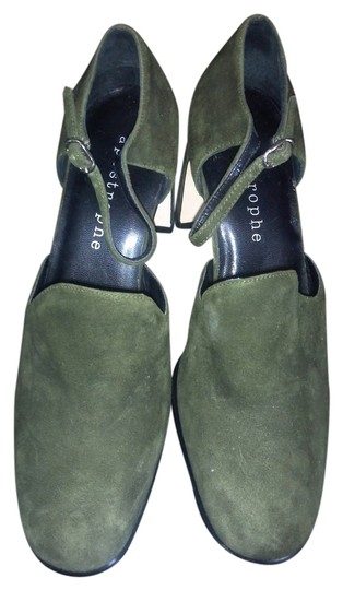 Preload https://img-static.tradesy.com/item/10597102/apostrophe-moss-green-suede-pumps-size-us-75-regular-m-b-0-2-540-540.jpg