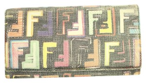 Fendi Multicolor Wallet