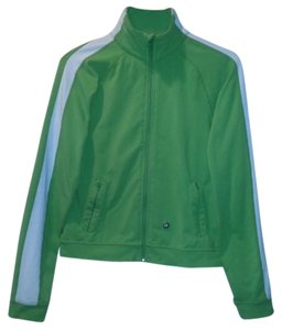 Lululemon Lululemon Green with White Stripe Jacket