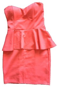 Arden B. Peplum Dress