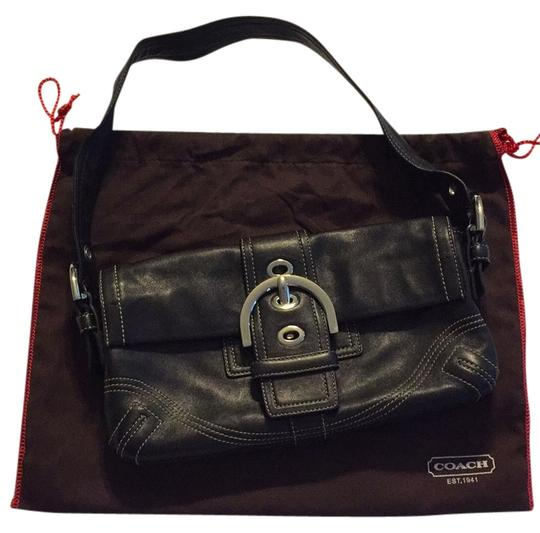 Preload https://img-static.tradesy.com/item/10598641/coach-l05d-8a05-black-leather-shoulder-bag-0-1-540-540.jpg