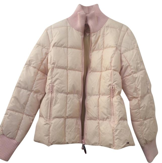 Preload https://item2.tradesy.com/images/tommy-hilfiger-pink-down-coat-size-16-xl-plus-0x-10599436-0-1.jpg?width=400&height=650