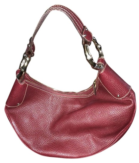Preload https://img-static.tradesy.com/item/1059975/gucci-bamboo-ring-handbag-burgundy-leather-hobo-bag-0-0-540-540.jpg
