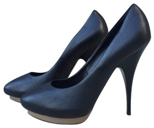 Giuseppe Zanotti Heels Stillettos Pumps Black Platforms
