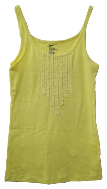 Preload https://item3.tradesy.com/images/gap-yellow-tank-topcami-size-4-s-10599922-0-1.jpg?width=400&height=650