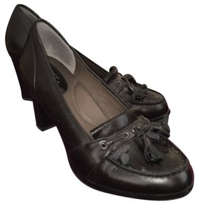 Umberto Raffini Black Pumps