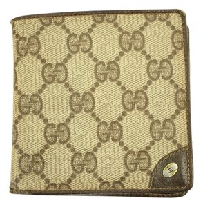 Gucci Gucci Monogram Wallet
