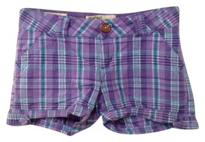 OTB Premium Mini/Short Shorts Purple