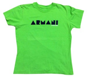 A|X Armani Exchange T Shirt Green