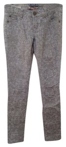 Hot Kiss Skinny Pants Gray