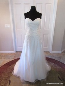 Justin Alexander 6096 Wedding Dress